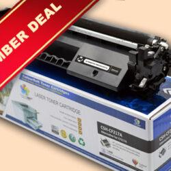 HP 17A ColourSoft Laser Toner Cartridge