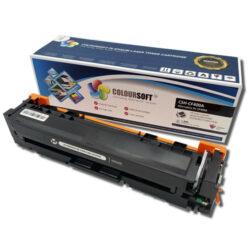 HP 201A Black Toner Cartridge (CF400A) by ColourSoft Main