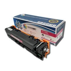 HP 201A Magenta Toner Cartridge (CF403A) by ColourSoft Main