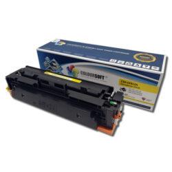 HP 410A Yellow Toner Cartridge (CF412A) by ColourSoft Main