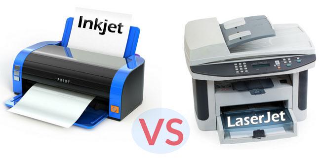Inkjet V Laser Printer: Dawn of Cost Reduction